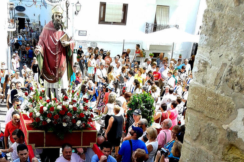 Festival of the Patron Saint Agustín