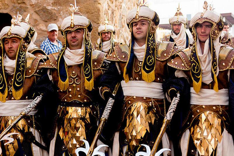 Moors & Christians Festival