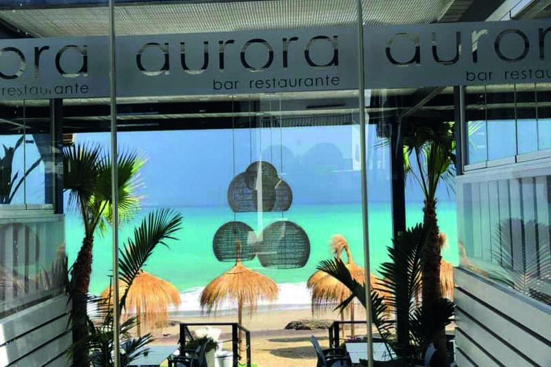 Aurora Bar Restaurant - Click to see full size
