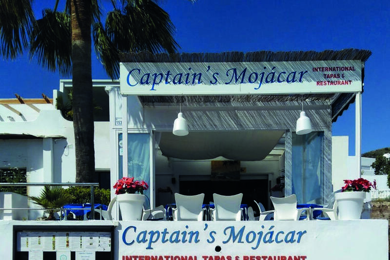 CAPTAIN'S TAPAS BAR - Click to see full size
