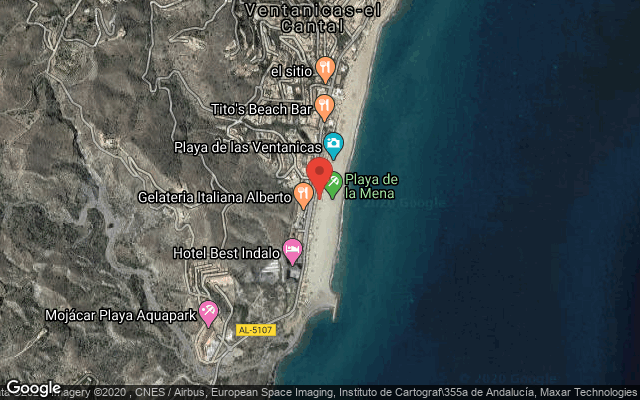 Location of DOLCE VITA