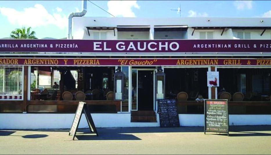 RESTAURANTE EL GAUCHO MOJÁCAR