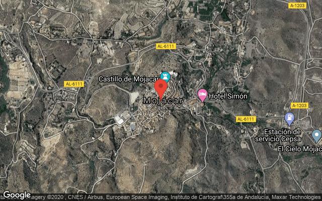 Location of VIENTO NORTE